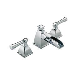 Widespread with Channel Spout | Wash-basin taps | Brizo