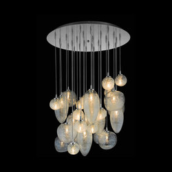 Cosmos Chandelier 28 | Chandeliers | Oggetti