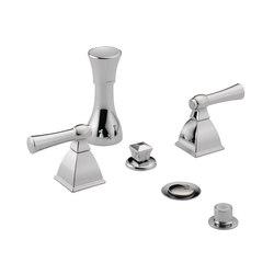 Two-Handle Bidet Faucet | Grifería para bidés | Brizo