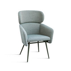 Balù XL-Met | Lounge chairs | Trabà