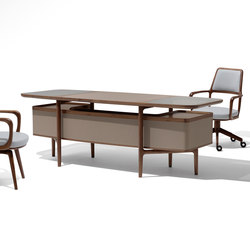 Mogul Writing desk | Executive desks | Giorgetti