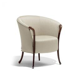 Progetti Sense Armchair | Loungesessel | Giorgetti