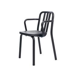 Tube | Stuhl Armlehnen | Besucherstühle | Mobles 114