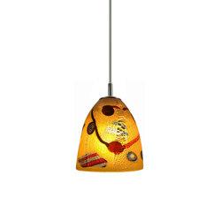 Kandinsky Pendant, Gold | Illuminazione generale | Oggetti