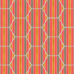 Sisters | Stripe Sailor's Warning | Ceramic tiles | Tango Tile