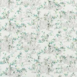 Au Thèâtre Ce Soir Fabrics | Goya Vert Buis | Vorhangstoffe | Designers Guild