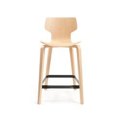 Gràcia | Hocker Eiche 65 | Bar stools | Mobles 114