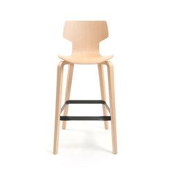 Gràcia | stool oak 75 | Sgabelli bar | Mobles 114