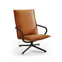 Camp - high backrest | Poltrone lounge | Fora Form
