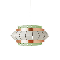 Comb I Suspension Lamp | Éclairage général | Mambo Unlimited Ideas