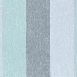 ALABAMA STRIPE - 22 aqua | Curtain fabrics | Nya Nordiska
