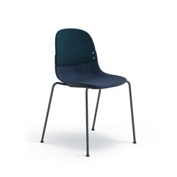 Con I | Visitors chairs / Side chairs | Fora Form
