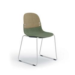 Con II | Sedie visitatori | Fora Form