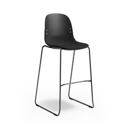 Con Barchair - high | Taburetes de bar | Fora Form