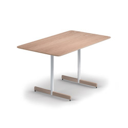 Myk - 140x80 cm | Canteen tables | Fora Form