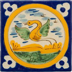 Classic Talavera | El Cisne | Ceramic tiles | Tango Tile