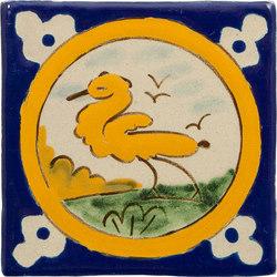 Classic Talavera | La Cigüeña | Ceramic tiles | Tango Tile
