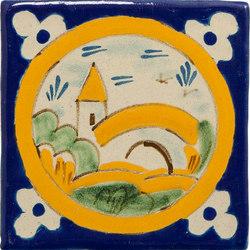 Classic Talavera | El Puente | Baldosas de cerámica | Tango Tile