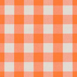 KAPPA-CHECK 2.0 - 247 orange | Fabrics | Nya Nordiska