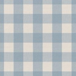 KAPPA-CHECK 2.0 - 252 sky | Drapery fabrics | Nya Nordiska