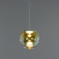Iris - gold/indigo 30 | Suspended lights | NEO/CRAFT