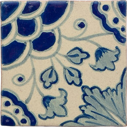 Classic Talavera | Calidoscopio 4-Piece Pattern | Ceramic tiles | Tango Tile