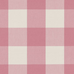 ALPHA-CHECK 2.0 - 353 pink | Tessuti decorative | Nya Nordiska