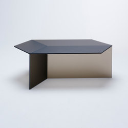 Isom Oblong - frosted bronze | Coffee tables | NEO/CRAFT