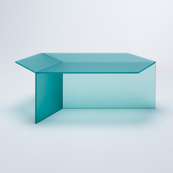 Isom Oblong - frosted green | Coffee tables | NEO/CRAFT