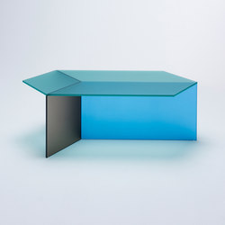 Isom Oblong - frosted multi | Coffee tables | NEO/CRAFT