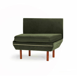 Agnes S Couch | Modular seating elements | Mambo Unlimited Ideas