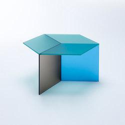 Isom Square - frosted multi | Mesas de centro | NEO/CRAFT