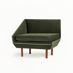 Agnes S Couch | Poltrone | Mambo Unlimited Ideas