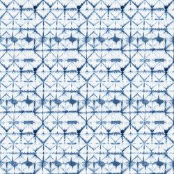 Palasari Outdoor | Seraya Outdoor Indigo | Tappezzeria per esterni | Designers Guild