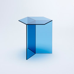 Isom Tall - blue | Side tables | NEO/CRAFT