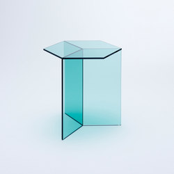 Isom Tall - green | Side tables | NEO/CRAFT