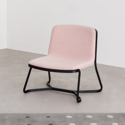 Path lounge chair | Sillones lounge | Desalto