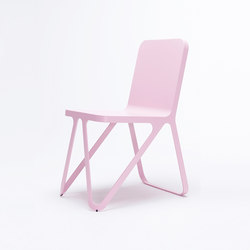 Loop Chair - rosé | Chaises | NEO/CRAFT