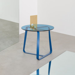Twister small table | Beistelltische | Desalto