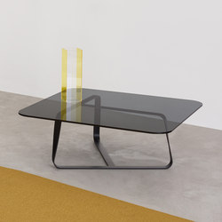 Twister small table | Mesas de centro | Desalto