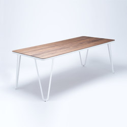 Loop Table - signal white | Dining tables | NEO/CRAFT