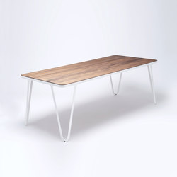 Loop Table - cream white | Mesas comedor | NEO/CRAFT
