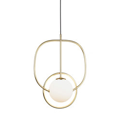 Loop Suspension Lamp | Allgemeinbeleuchtung | Mambo Unlimited Ideas