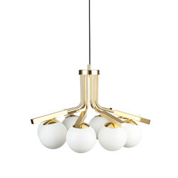Globe I Suspension Lamp | Lámparas de suspensión | Mambo Unlimited Ideas