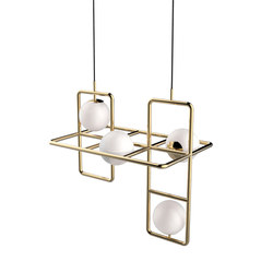 Link Suspension Lamp | Allgemeinbeleuchtung | Mambo Unlimited Ideas