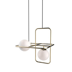 Link III Suspension Lamp | Allgemeinbeleuchtung | Mambo Unlimited Ideas