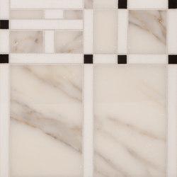 Marble Mosaics | Boogie Woogie 2 Timpani | Natural stone tiles | Tango Tile