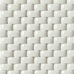 Crono Pulsar | Bianco | Glas Mosaike | Mosaico+