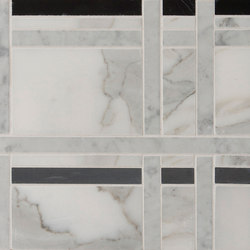 Marble Mosaics | New York SoHo | Natural stone tiles | Tango Tile