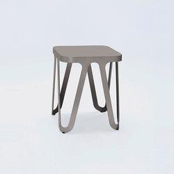 Loop Stool - quartz grey   Taburetes   NEO/CRAFT